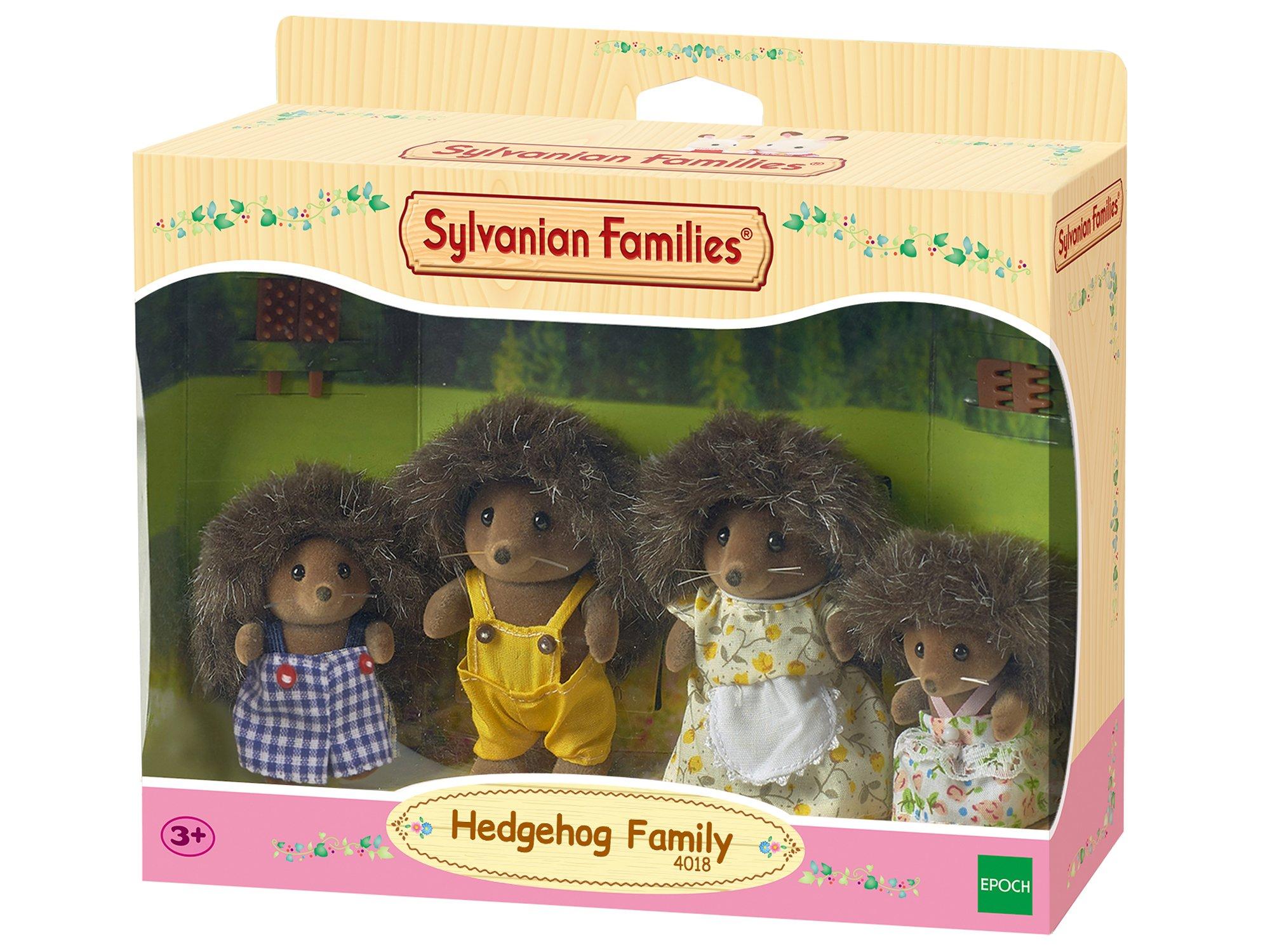 Unbekannt Sylvanian Families - Familia erizos (Epoch para Imaginar 4018) product image
