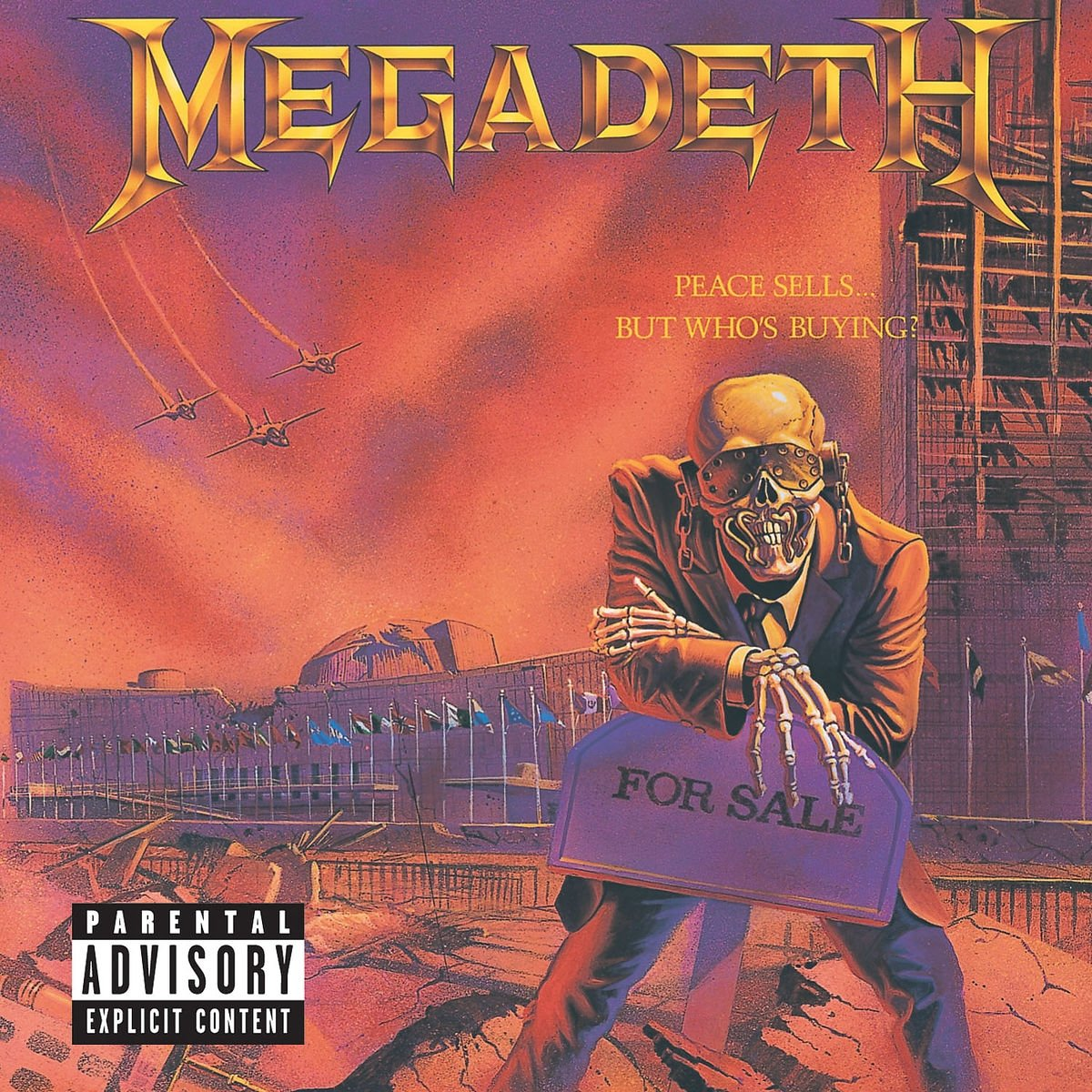 Megadeth - Peace Sells...But Who's Buying? - Amazon.com Music