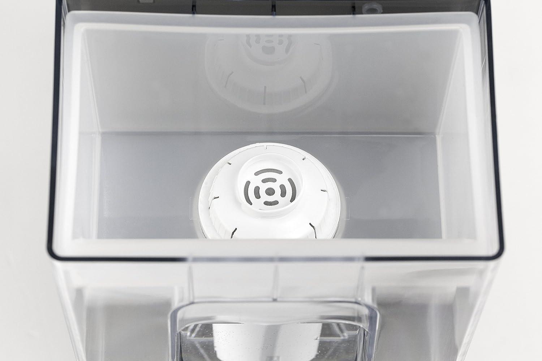 Acero Inoxidable 2.2 litros 2600 W Caso 1862 HW 400 dispensador de agua caliente