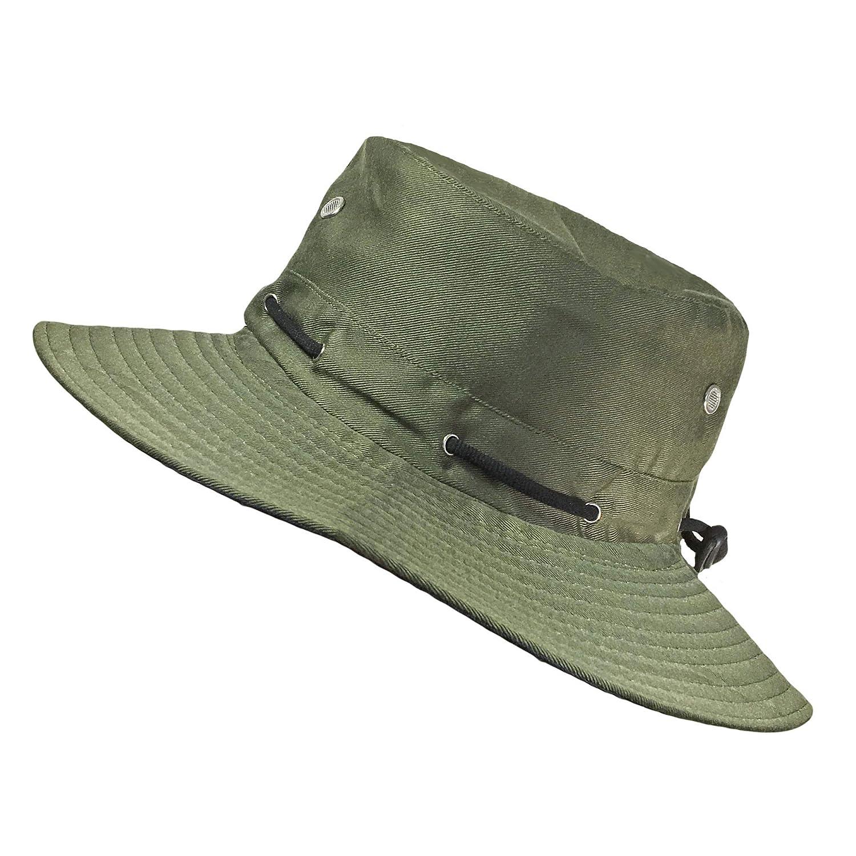 TOSKATOK® UPF 50+ Unisex Ultra Stylish Aussie Outback Safari Bush Hat
