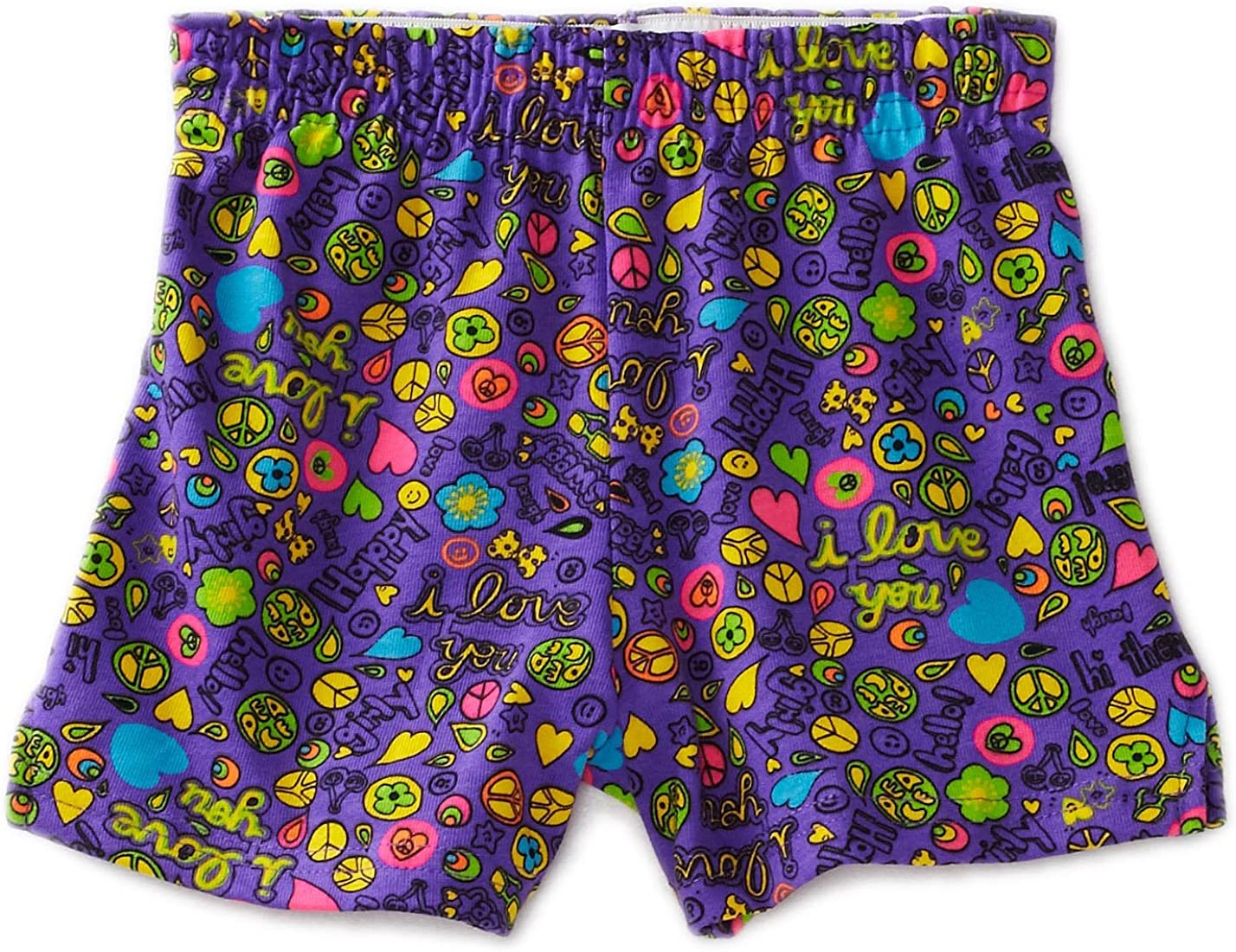 Soffe Big Girls The Printed Short