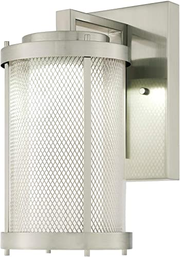 Westinghouse Lighting 6318300 Skyview One-Light LED Outdoor Wall Fixture