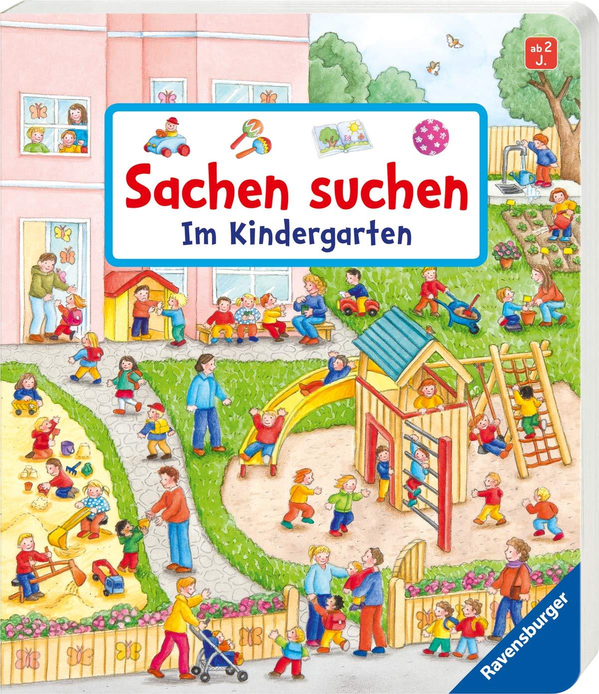 Sachen Suchen   Im Kindergarten