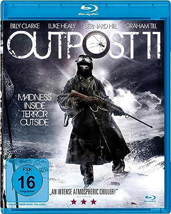 Outpost 11 Blu Ray Amazonde Bernhard Hill Luke Healy Billy