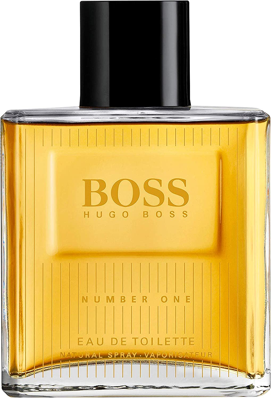 Hugo Boss-Boss Nº 1 Eau de Toilette Vaporizador 125 ml