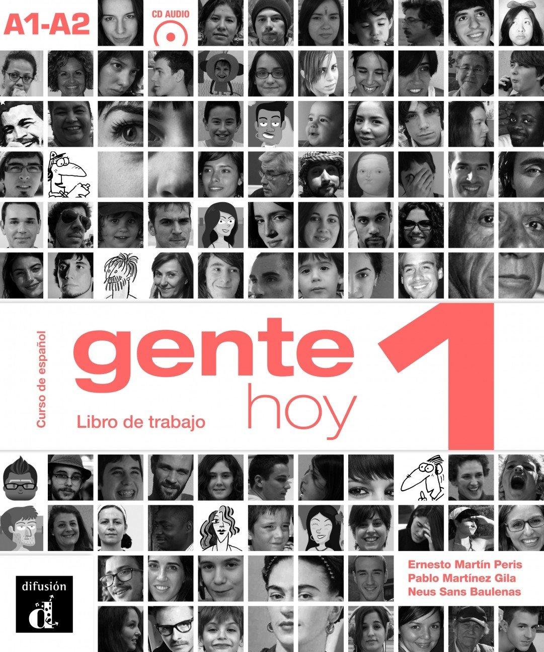Read Online Gente Hoy 1: Libro de trabajo + CD (Spanish Edition) pdf