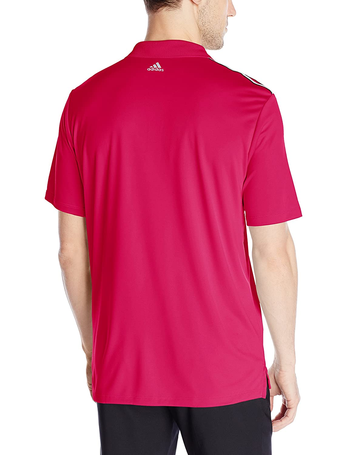 the best attitude f1bbe 71689 Adidas Golf Men s Climacool 3-Stripes Polo Shirt  Amazon.ca  Sports    Outdoors