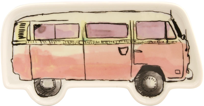 Vanagon Tray - Funny Little Trays - Patterns & Collections