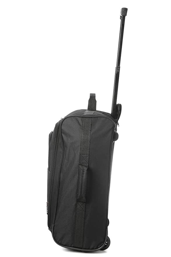 Easyjet e British Airways 56x45x25cm bagaglio a mano massima approvato trolley 60L Capacit/à, 2 x Nero