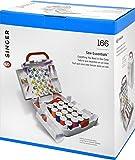 Singer Sew Essentials Storage System, 166 Pieces