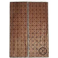 Porta tablet Stevie de madera flexible con fieltro 100% lana con elásticos para ajustar a diferentes tamaños Alto 21.5cm Ancho 14cm (Ipad mini, samsung Galaxy tab S2 …). Elaborado a mano