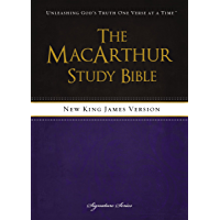 NKJV, The MacArthur Study Bible, eBook: Revised and   Updated Edition