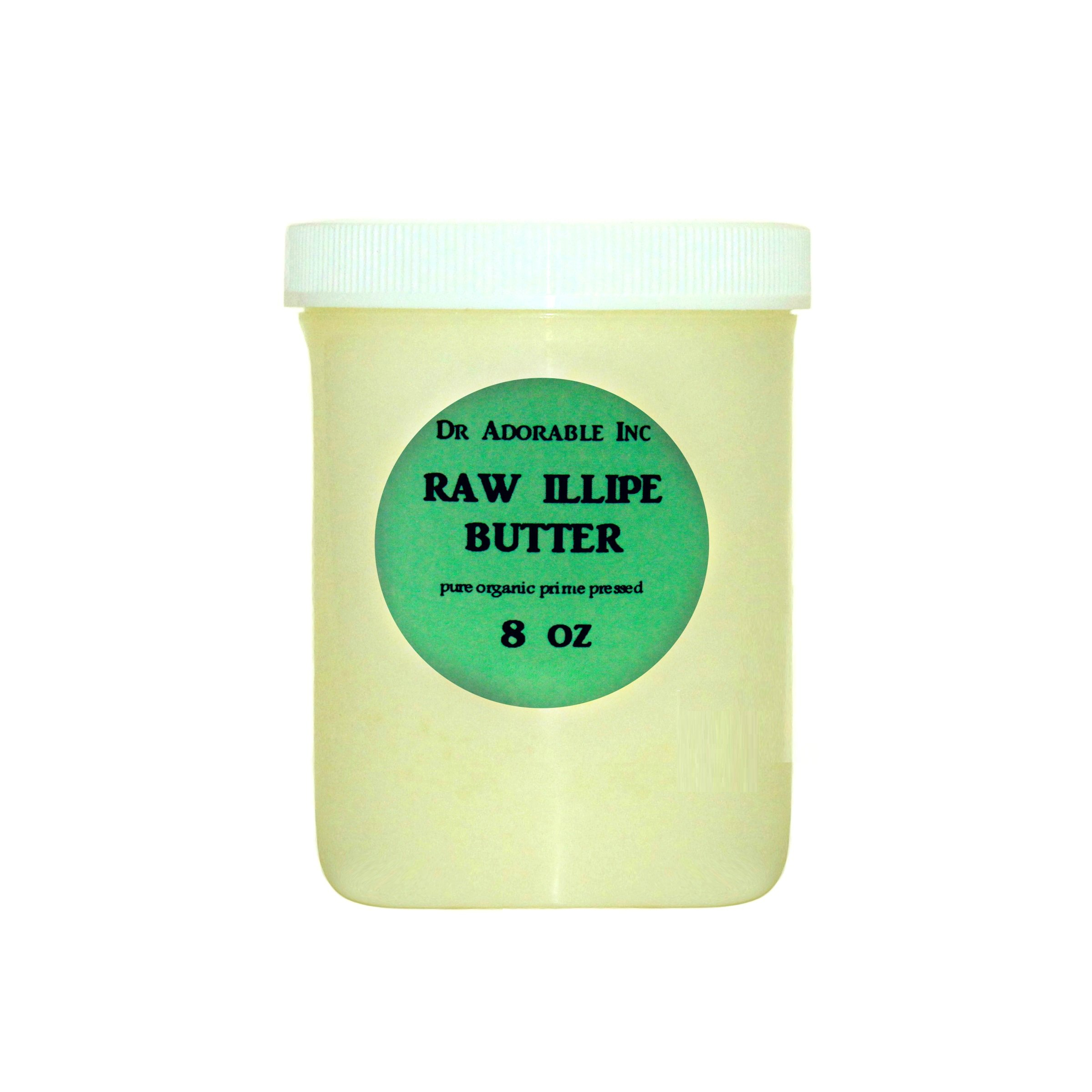 RAW Illipe Butter Organic 100% Pure