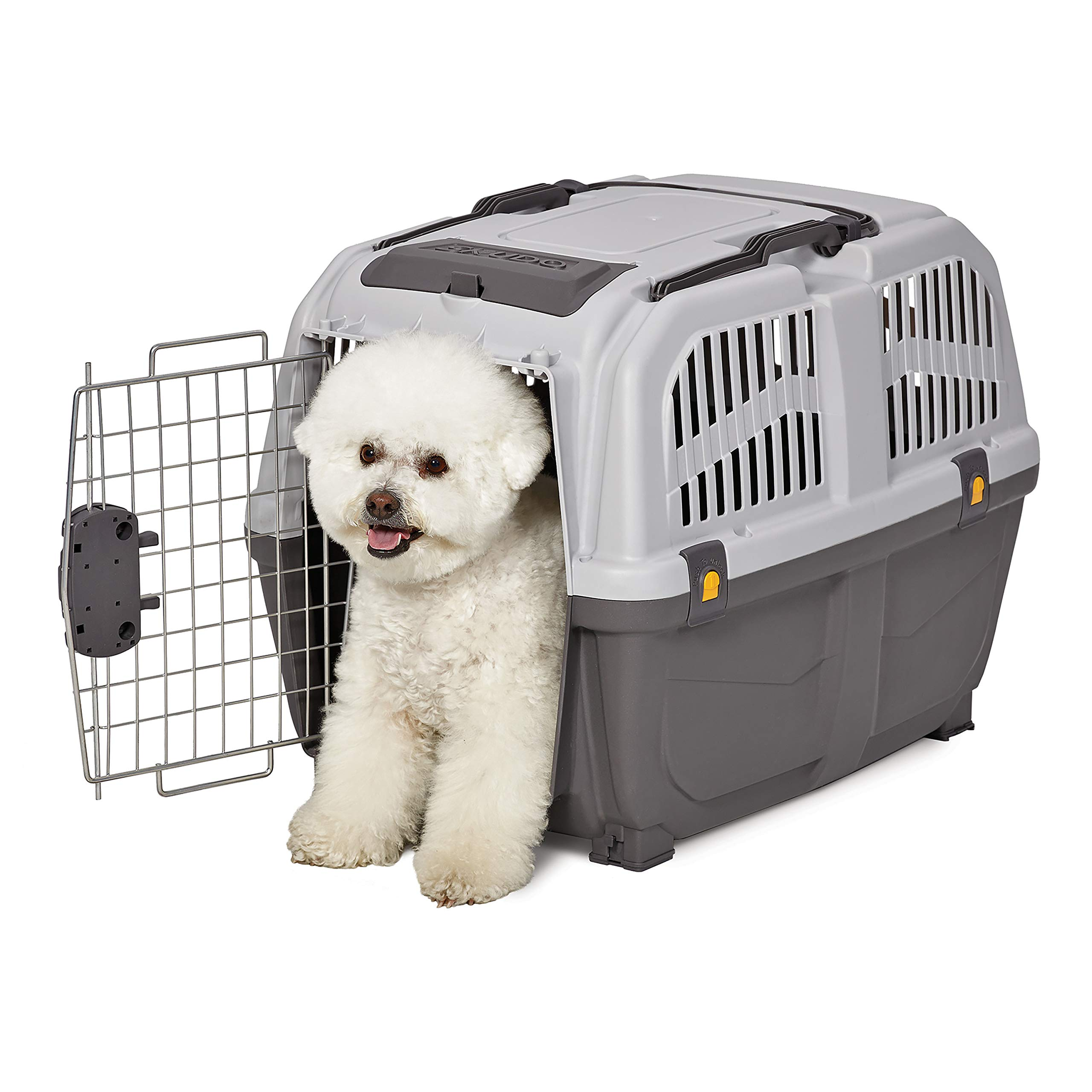 Midwest Homes for Pets Skudo Plastic Carrier, 27' by MidWest Homes for Pets