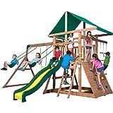 Backyard Discovery Mount McKinley All Cedar Wood Swing Set