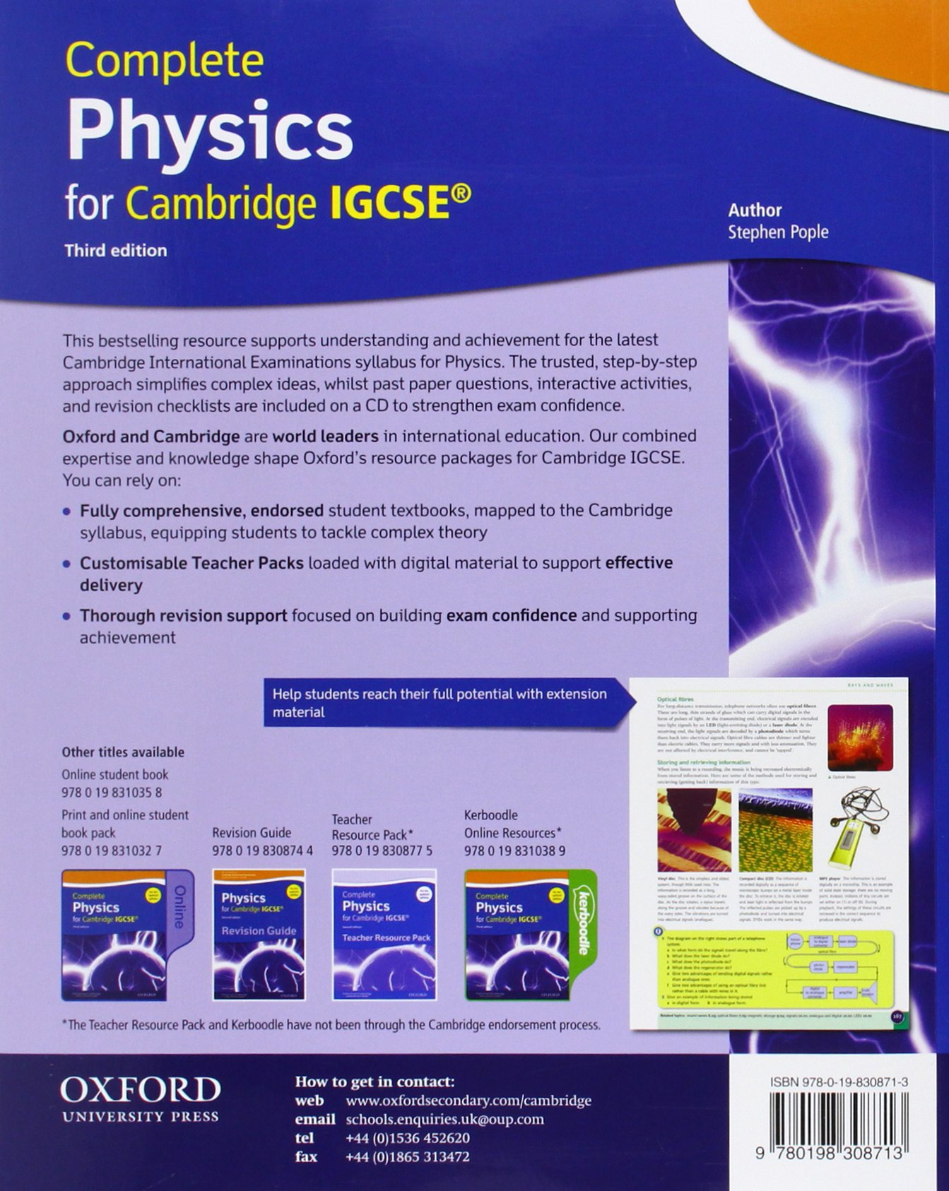 Complete Physics Book