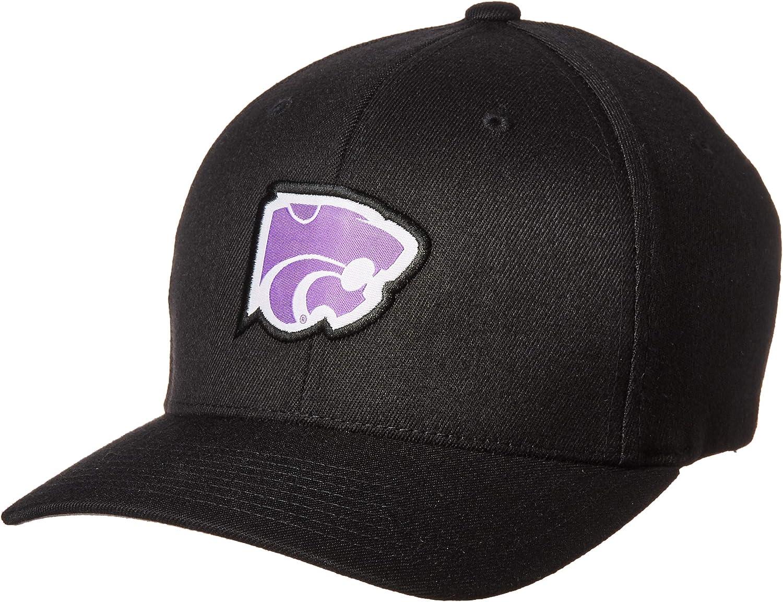 Ouray Sportswear NCAA Unisex-Adult Flexfit Wooly Blend Cap