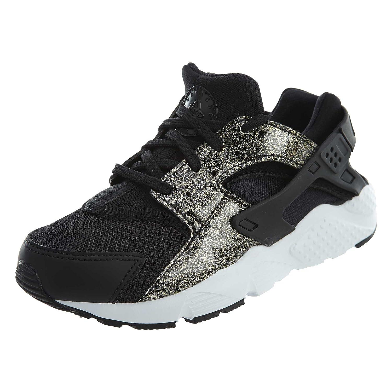 3fd22768e9c7 NIKE Girl s Huarache Run SE Running Shoe  Amazon.co.uk  Shoes   Bags