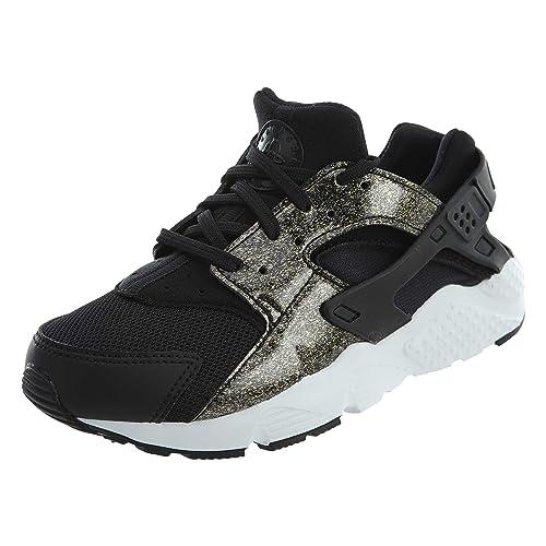 f5b88766ea58 NIKE Girl s Huarache Run SE Running Shoe  Amazon.co.uk  Shoes   Bags