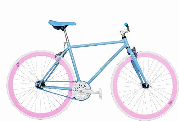 Wizard Industry Fixie Helliot Soho 5309 - Bicicleta, piñón Fijo ...