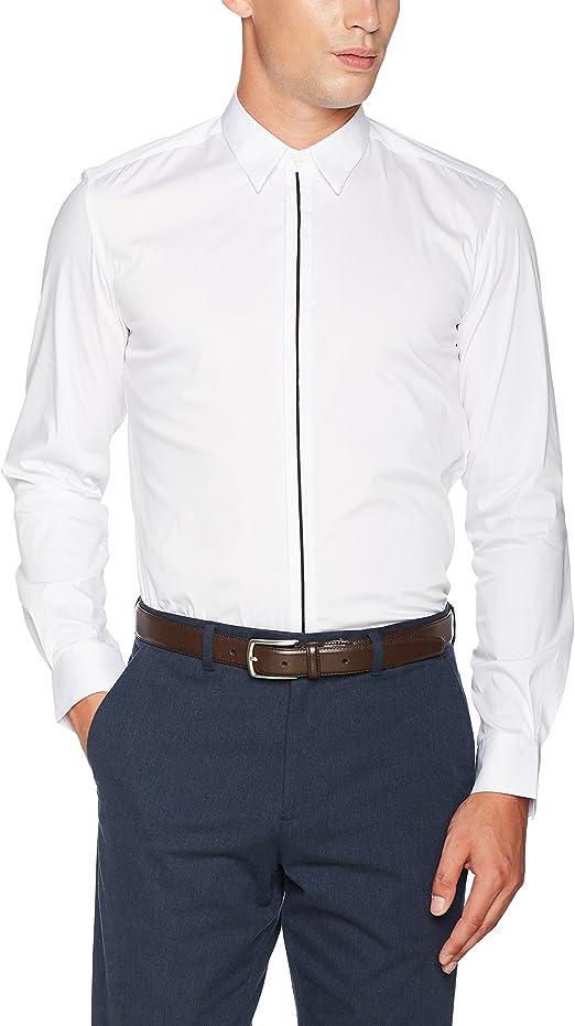 Antony Morato Camisa Casual para Hombre: Amazon.es: Ropa y accesorios