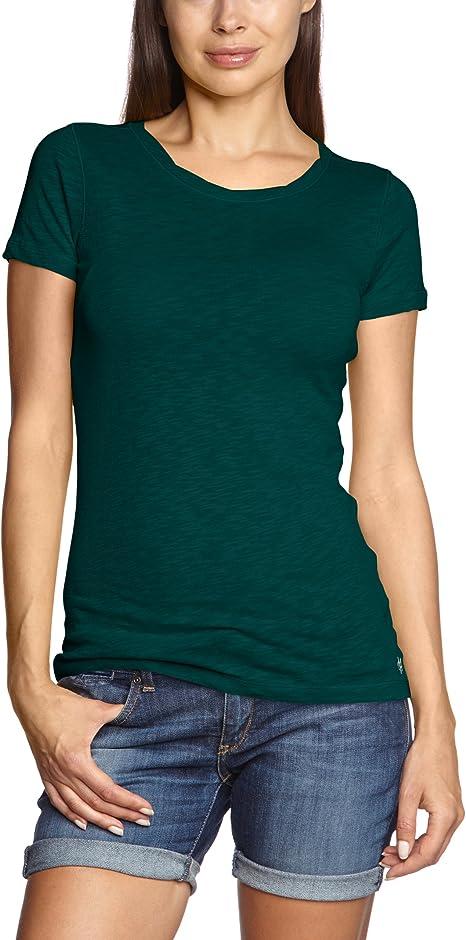 Marc OPolo - Camiseta con Cuello Redondo de Manga Corta para ...