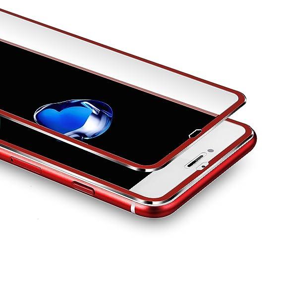 online store adbfe e8f90 iPhone 7 Plus / 8 Plus Screen Protector, VIUME 9H Hardness iPhone 7 Plus /  iPhone 8 Plus Tempered Glass Screen Protector 3D Full Coverage 5.5