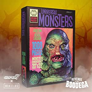 Amazon.com: Super 7 Creature from The Black Lagoon