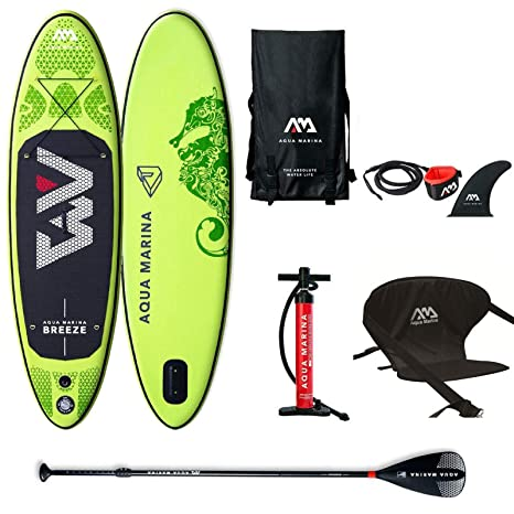 Aqua Marina Sup Board Stand Up Paddle AQUAMARINA Breeze 2019 ...