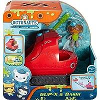 Octonauts Fisher-Price Gup-X & Dashi