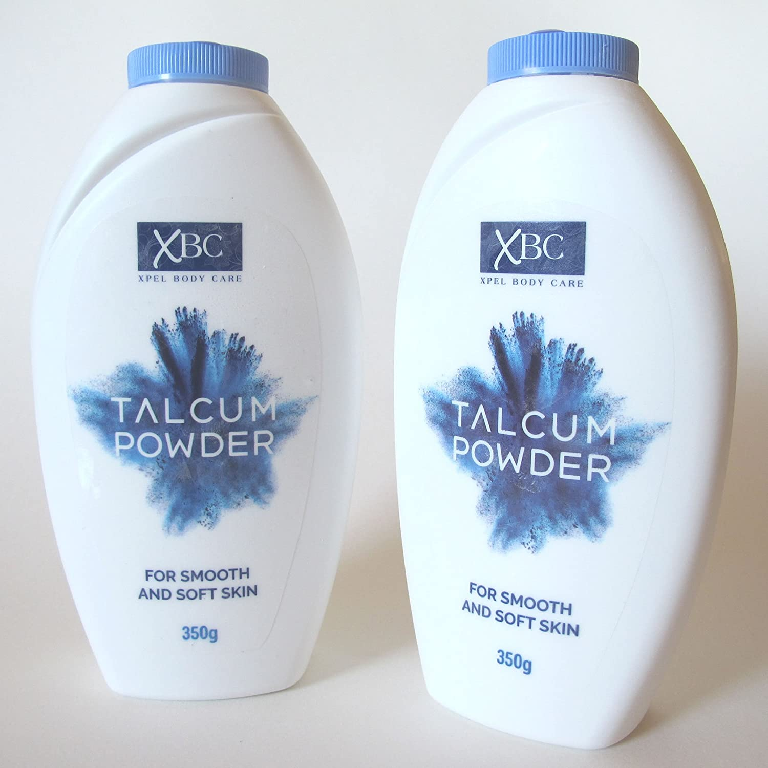 Body Care Talcum Powder 350 g (Pack of 2) Xpel