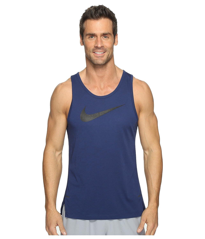 [ナイキ] Nike メンズ Dry Elite Basketball Tank トップス [並行輸入品] B01MUS2TGI XX-Large|Binary Blue/Binary Blue/Black Binary Blue/Binary Blue/Black XX-Large