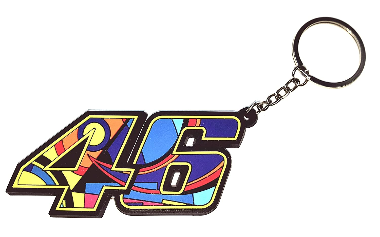 Valentino Rossi llavero oficial New numero 46, MotoGP ...