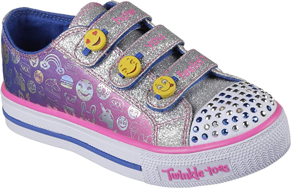 ff135fc0504f Skechers Little Kid (4-8 Years) Twinkle Toes  Chit Chat-Prolifics