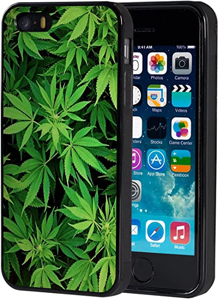 Чехол для айфона 5 s с марихуаной семена конопли закрытый грунт