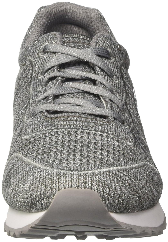 Skechers Damen Og 85-Niedrig Flyers Sneaker Grau Grau Grau (Grau/Silver) 683430