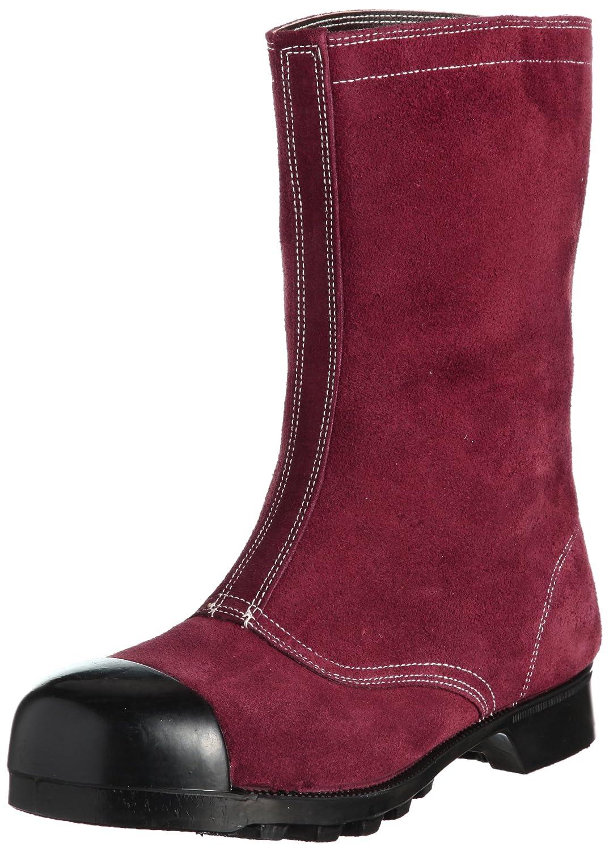 [ミドリ安全] 安全靴 半長靴 W344 B002QCUVJK 25.0 cm|ブラウン