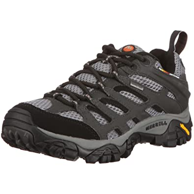 ce47e180fcbeb Amazon.com | Merrell Moab Gore-Tex, Women's Low Rise Hiking, Grey ...