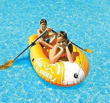 Amazon.com: poolmaster 87420 Islander two-person Barco: Toys ...