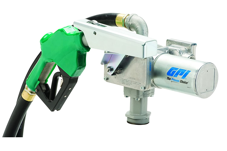 GPI 144000-01 Carbon Vane Fuel Transfer Pump, 20 gpm, 1