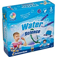 Science4you  397323 Water Science Kit  Educational Science Toy  STEM Toy - Multi-Colour