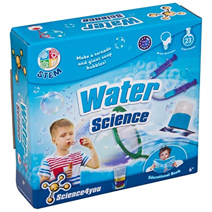 Amazon com: Science4you Water Science Kit Science Experiment