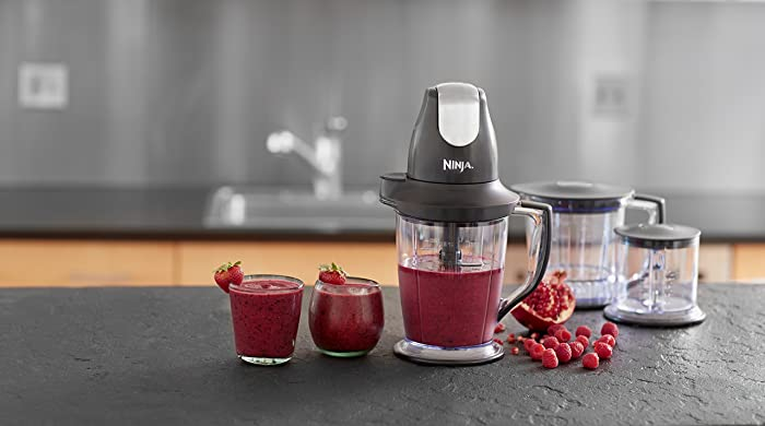 Ninja Blender Food Processor QB1004