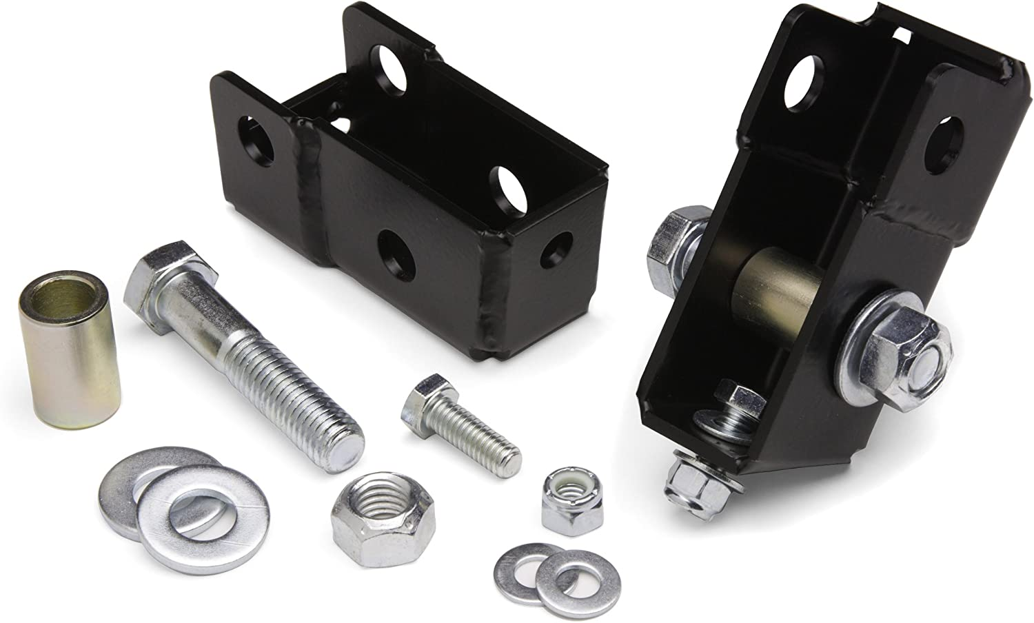 "1997-2006 Wrangler TJ Rear Shock Extender Kit For 2-4/"" Lift"