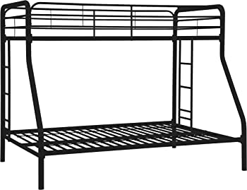 Dorel Home Products Twin-Over-Full Bunk Bed