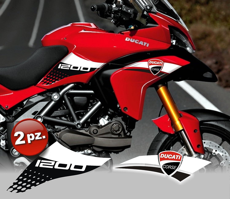 Adesivi Stickers moto Ducati Multistrada 1200 MOD2235
