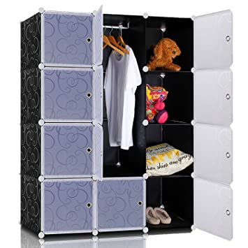 Kleiderschrank Diy lifewit stufenregal regalsystem kleiderschrank steckregal kommode