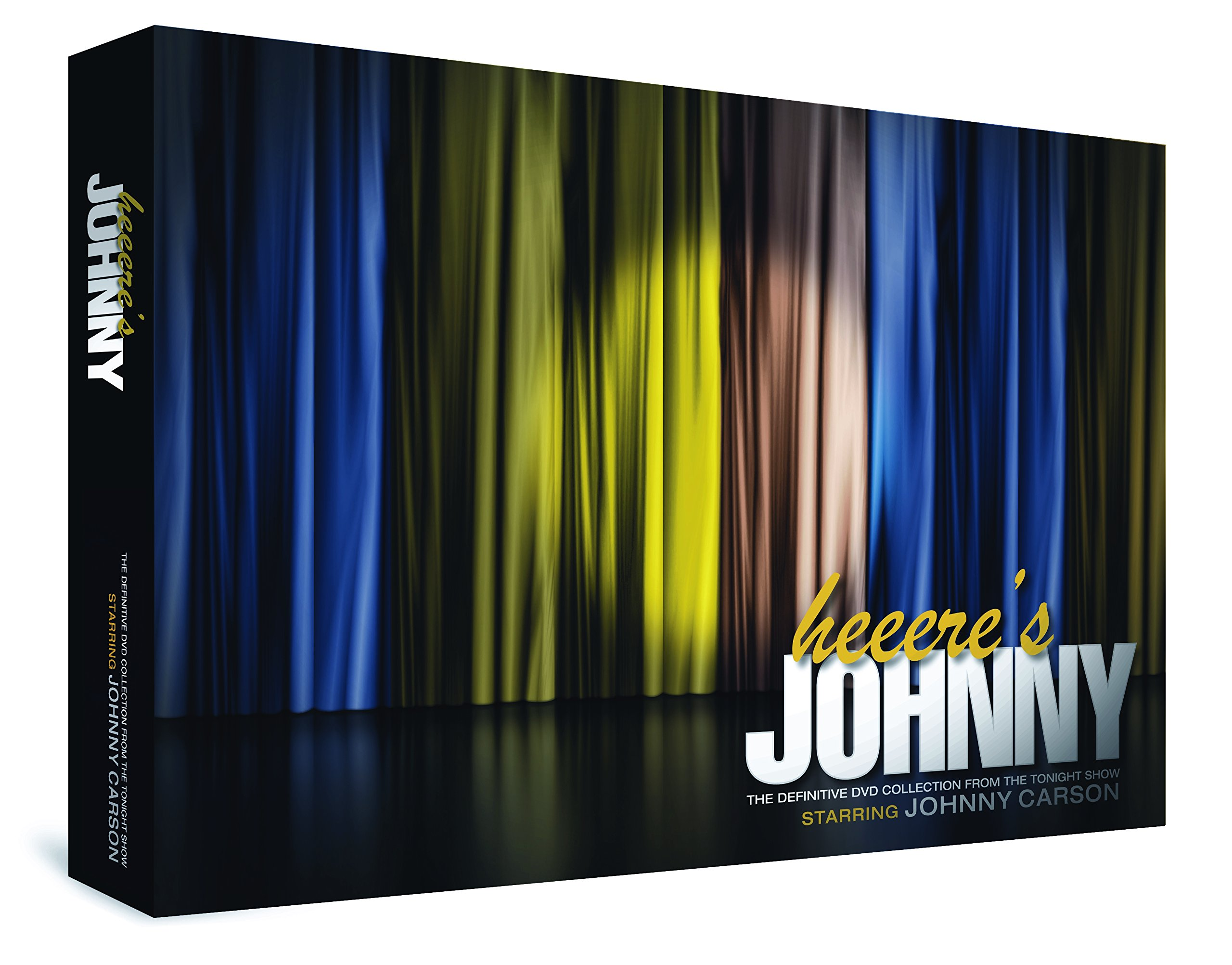 Heeere's Johnny - The Definitive DVD Collection from The Tonight Show starring Johnny Carson by RESPOND2 ENTERTAINMENT