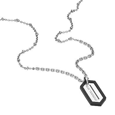 Amazon diesel mens necklace dx0995040 diesel mens necklace dx0995040 mozeypictures Gallery