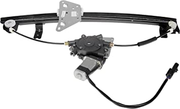 Amazon.com: Dorman 741-598 Rear Driver Side Power Window Motor and Regulator  Assembly for Select Dodge Models: Automotive  Amazon.com